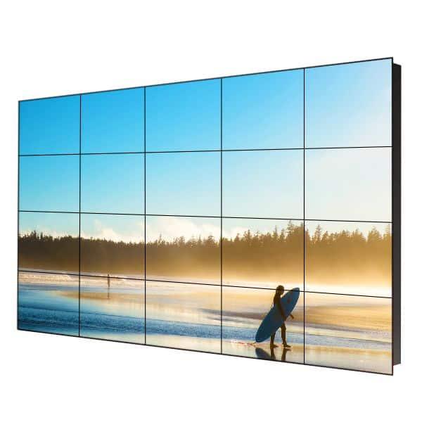 video wall 4x4