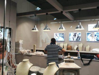 Pannelli luminosi a LED Roma