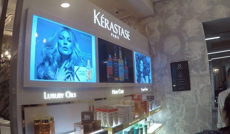 Tendenze di digital signage per la vendita al dettaglio nei negozi