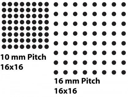 Qual è il pixel pitch?