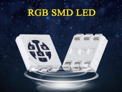 Cosa sono gli schermi a LED SMD?