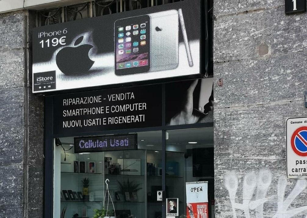 iStore di Milano
