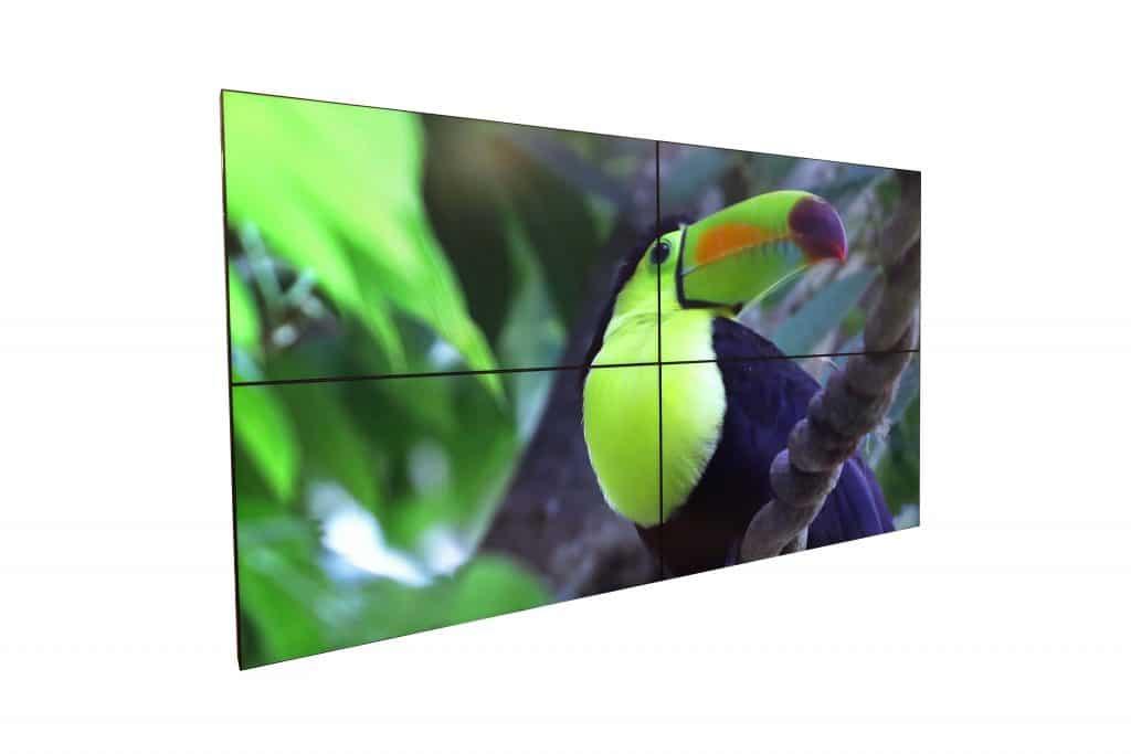 Videowall indoor retroilluminati a Led