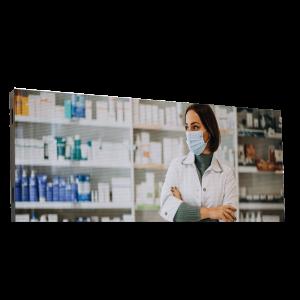 Insegne luminose per farmacie