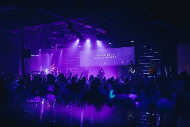 Ledwall indoor per discoteche