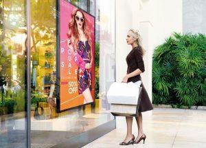 Idee per vetrine negozi