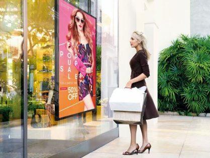 3 idee originali per vetrine negozi